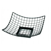 Grand Master Collection Black Transformer Square Basket 43 x 43 x 15cm