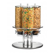 Triple Rotating Cereal Dispenser 1.5 Litre