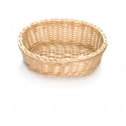 Handwoven Ridal Collection Natural Oval Basket 23.5 x 16 x 8cm