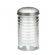 Beehive Cheese Shaker 34cl with Stainless Steel Top