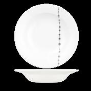 Churchill Alchemy Coast Rimmed Soup Bowl 24.5cm 49.5cl