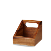 Churchill Wooden Boards Small Wooden Carrier 10 x 12cm