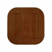 Taste Dark Wood Platter 30cm STL6515T346