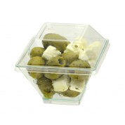 Glazz Mini Cubic Bowl 9 x 9 x 5.5cm 20cl
