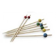 Skewer Ball Decorated 15cm