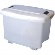 70 Litre Araven Mobile Food Box Storage Container with Lid