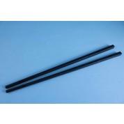 Oriental Range Black Chopsticks Polyphenylene 24.5cm