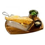 Presentation Fish Basket 21 x 10 x 6cm