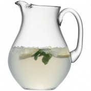 Bar Ice Lipped Jug 2.65 Litres Clear