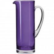 Coloured Basis Jug 1.5 Litre Violet