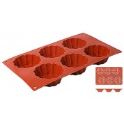 Briochette Mould Non-Stick 7.9 x 3cm