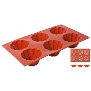 Briochette Mould Non-Stick 7.9 x 3.7cm