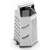 Box grater 6 sided
