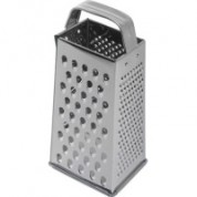 Box Grater Stainless Steel 22.8 x 10.1 x 7.6cm