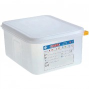 Araven Food Container With Lid 1/2 5cm 10 Litre