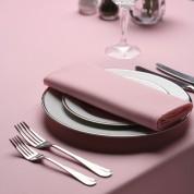 Napkin 51 x 51cm Light Pink