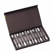 Living Butter Spreader 12 Piece Party Set 18/10 Stainless Steel