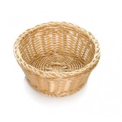 Handwoven Ridal Collection Natural Round Basket 21 x 8cm