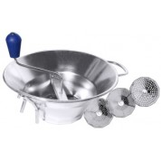 Moulin/Vegetable Sieve  18/10 S/St, heavy,dia 30cm, 5 Litre