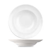 Churchill Equation Small Round Pasta Plate 25.5 x 21.2cm