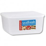 Seal Fresh 6.5 Litre Square Cake Storer Container