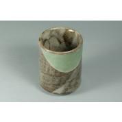 Oriental Range Grey/Green Tea Cup 15cl