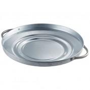 Galvanised Steel Bin Lid 24.5cm