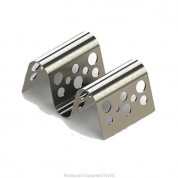 Taco Holders 1-2 Taco Holder Pattern Stainless Steel