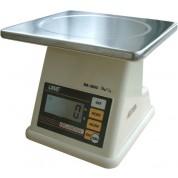 Weylux Easiweigh Digital Scales11kg Capactiy Scales.Base Size: 22 x 22cm.Plate Size: 26 x 22cm.Dual Reading.