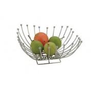 Wireware fruit bowl Square 30 x 12cm
